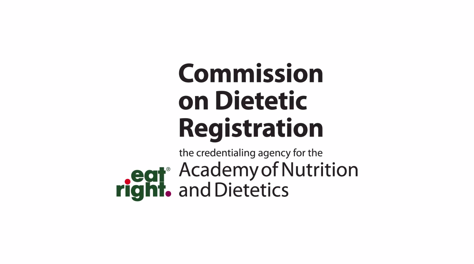 about cdr commission on dietetic registration