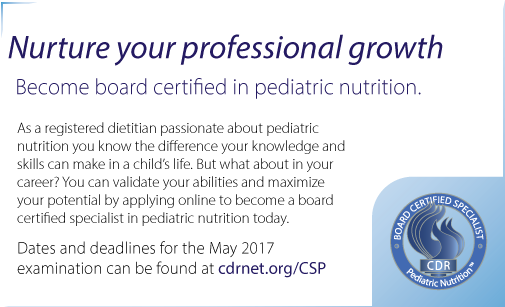 CDR Connection, Issue Four - Commission on Dietetic Registration